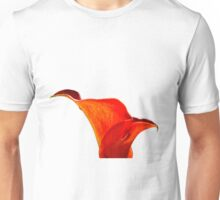 Calla Lily High Contrast Unisex T-Shirt