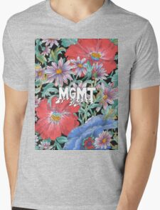 MGMT Mens V-Neck T-Shirt