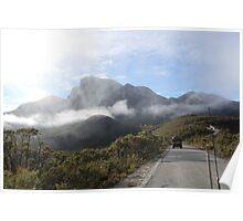 Bluff Knoll - Stirling Range - Western Australia Poster