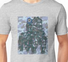 metal slug 2 Dragon Nosuke illustration Unisex T-Shirt