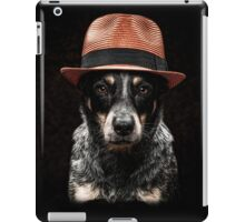 Sheila: Cattle Dog Detective iPad Case/Skin