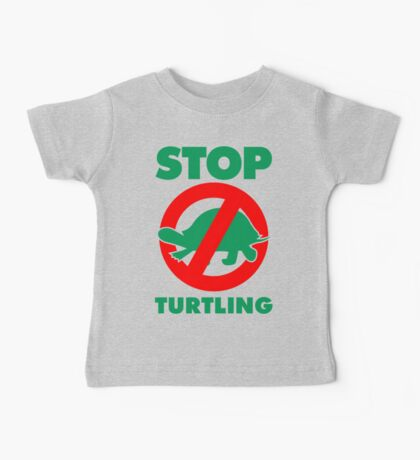 Stop Turtling Kids Clothes