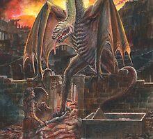 Saurian Sanctuary by wonder-webb