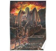 Saurian Sanctuary Poster