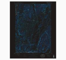USGS Topo Map  Vermont VT Benson 337312 1946 24000 Inverted One Piece - Short Sleeve