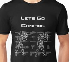 Lets Go Camping Unisex T-Shirt