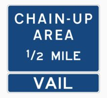 Chain Up! - Vail by IntWanderer