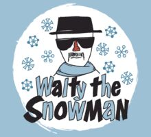 Walty the Snowman by SevenHundred