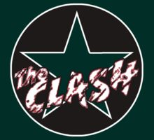 The Clash star by Dream-life