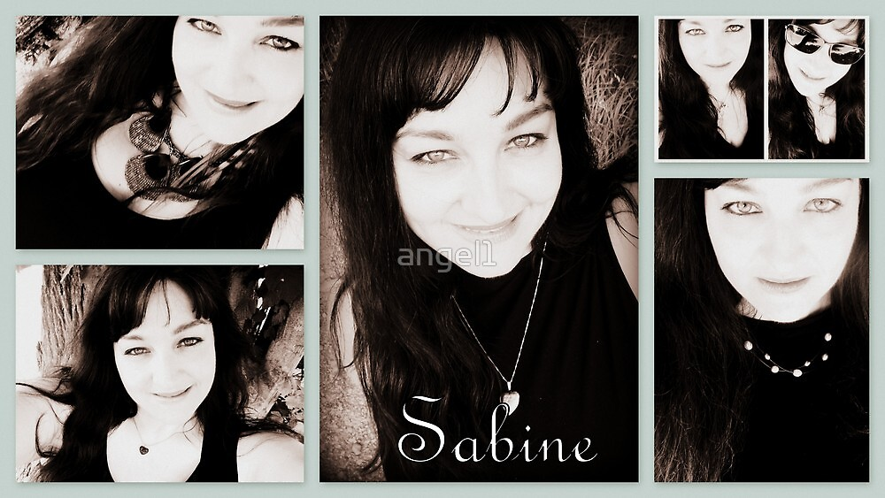 Sabine by ©The Creative  Minds