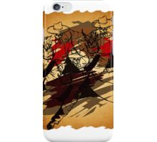 Mexican Detective iPhone Case/Skin