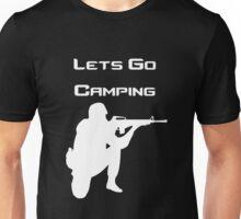 Lets Go Camping v2 Unisex T-Shirt