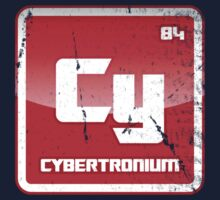 Element of Cybertronium (Grunge) Kids Clothes