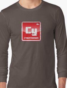 Element of Cybertronium (Grunge) Long Sleeve T-Shirt