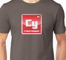 Element of Cybertronium (Grunge) Unisex T-Shirt