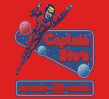Captain Stu Space-O-Rama Kids Clothes