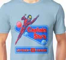 Captain Stu Space-O-Rama Unisex T-Shirt