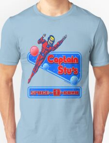 Captain Stu Space-O-Rama T-Shirt
