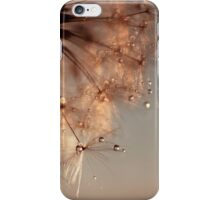 droplets of honey iPhone Case/Skin