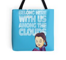 Among the Clouds (Star Wars)  Tote Bag