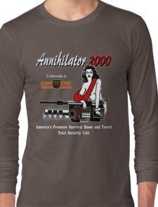 Annihilator 2000 Beverly Hills Survival Boutique Long Sleeve T-Shirt