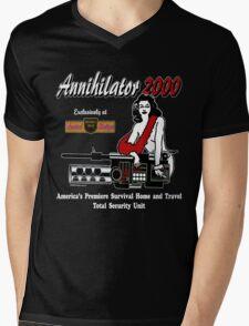Annihilator 2000 Beverly Hills Survival Boutique Mens V-Neck T-Shirt