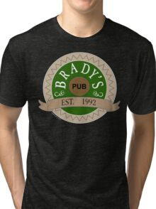 Irish Brady Pub Tri-blend T-Shirt