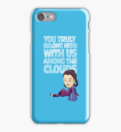 Among the Clouds (Star Wars)  iPhone Case/Skin