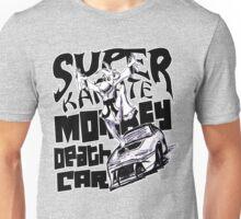 Super Karate Monkey Death Car Unisex T-Shirt