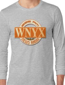 News Radio WNYX Long Sleeve T-Shirt
