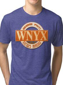 News Radio WNYX Tri-blend T-Shirt