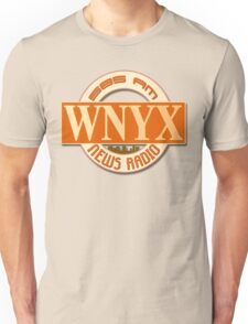 News Radio WNYX Unisex T-Shirt