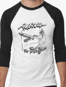 Thunder in Paradise Men's Baseball ¾ T-Shirt