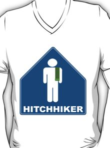 Hitchhiker Crossing T-Shirt