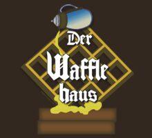 Der Waffle Haus by kaptainmyke