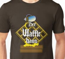 Der Waffle Haus Unisex T-Shirt