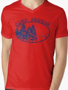 Camp Arawak Mens V-Neck T-Shirt