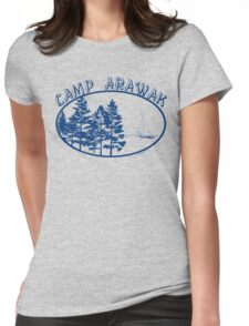 Camp Arawak Womens Fitted T-Shirt