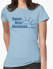 Camp New Horizons Womens Fitted T-Shirt