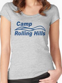 Camp Rolling Hills Women's Fitted Scoop T-Shirt