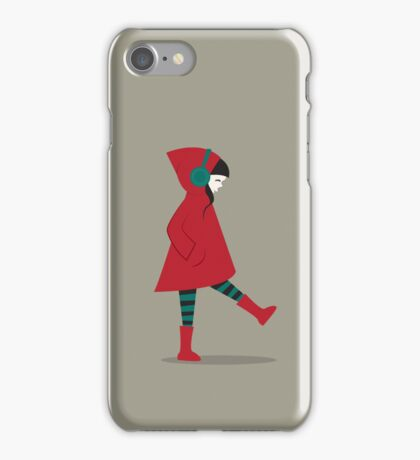 There is No Wolf iPhone Case/Skin