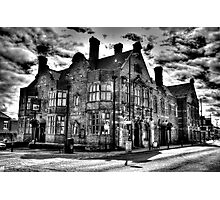 Coach And Horses Photographic Print