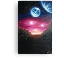 Gliese 667Cc exoplanet Canvas Print