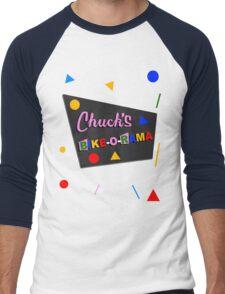 Chuck's Bike-O-Rama Men's Baseball ¾ T-Shirt