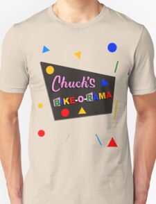Chuck's Bike-O-Rama T-Shirt