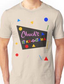 Chuck's Bike-O-Rama Unisex T-Shirt