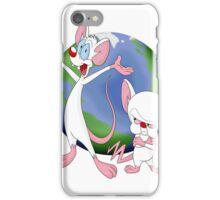 Pinky & The Brain iPhone Case/Skin