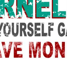 Darnell's Auto Wrecking Sticker