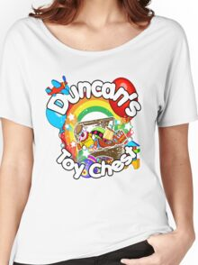 Duncan's Toy Chest Women's Relaxed Fit T-Shirt