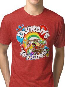 Duncan's Toy Chest Tri-blend T-Shirt